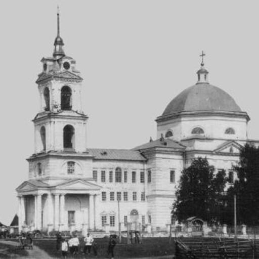 Храм Святителя и чудотворца Николая - шедевр архитектора С.Е. Дудина